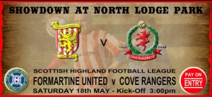 Showdown-Formartine Utd